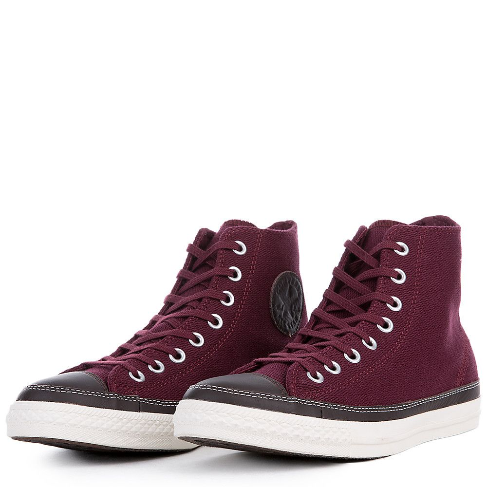 7a450969964728 Mens Chuck Taylor All Star LP 2 Hi Burgundy