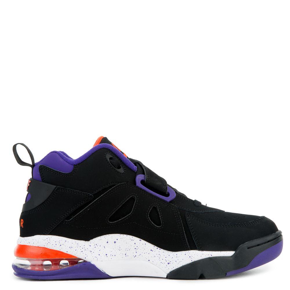best sneakers 2e29d 809d3 AIR FORCE MAX CB BLACK COURT PURPLE-TEAM ORANGE-WHITE
