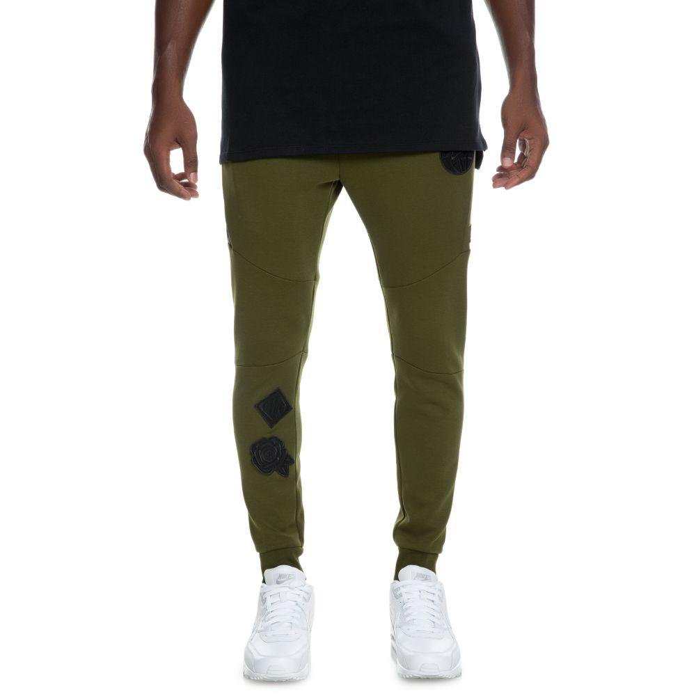 53acdfcae206 men s nike sportswear tech fleece jogger legion green black
