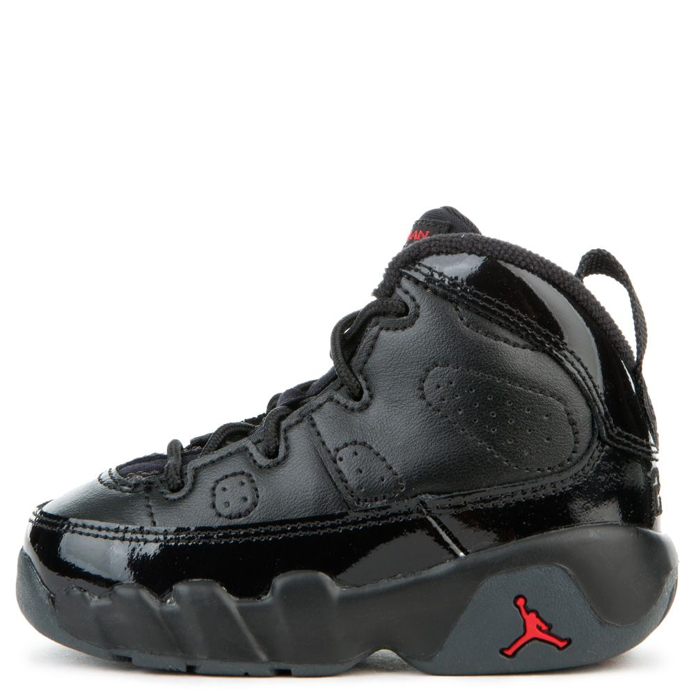 e66b7fafdbf916 toddler air jordan 9 retro black university red anthracite