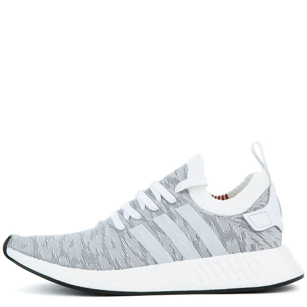 6a046c82d1fff The NMD R2 PK in White and Coral Black FTWWHT FTWWHT CBLACK ...