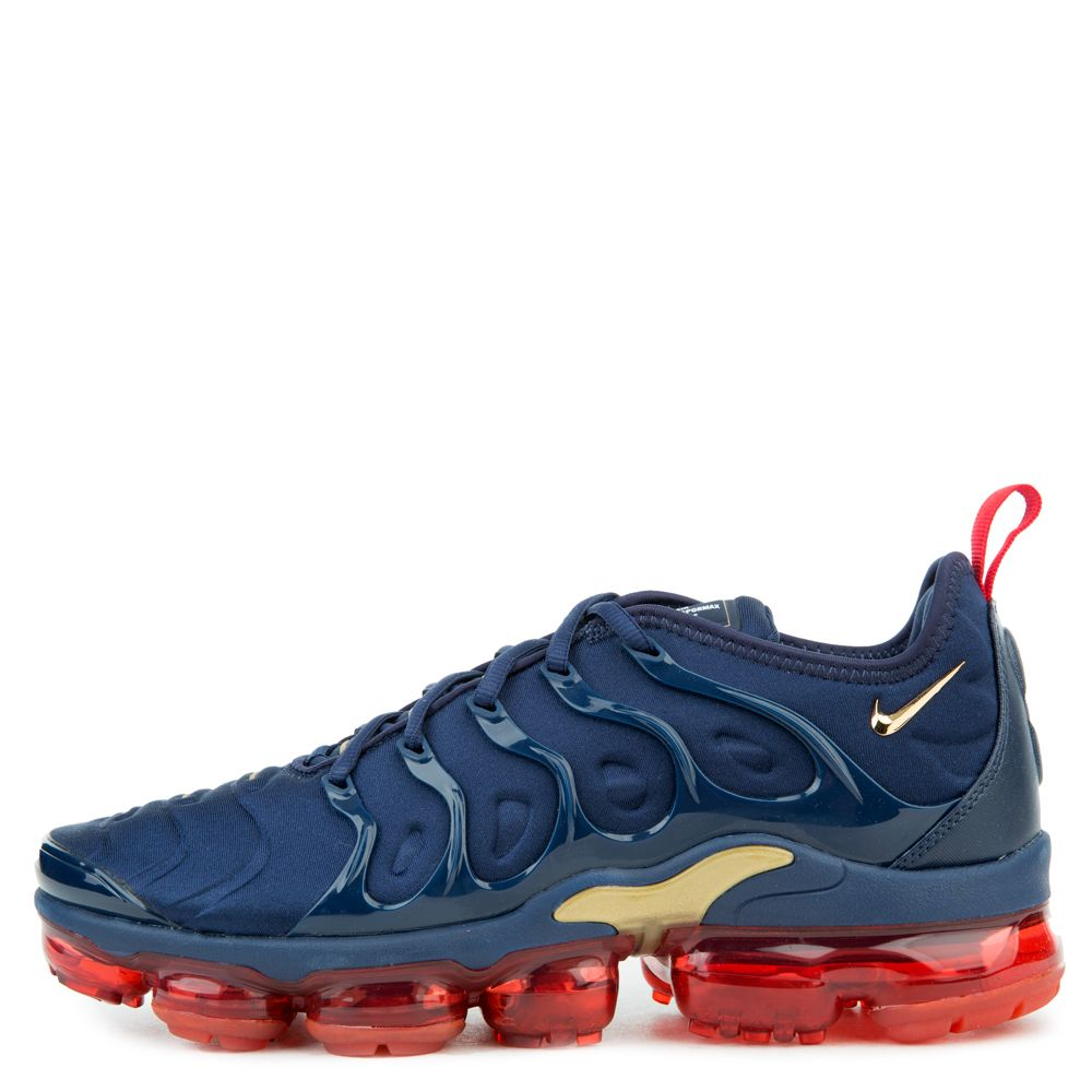 f926b712ec2 AIR VAPORMAX PLUS MIDNIGHT NAVY METALLIC GOLD-BLACK