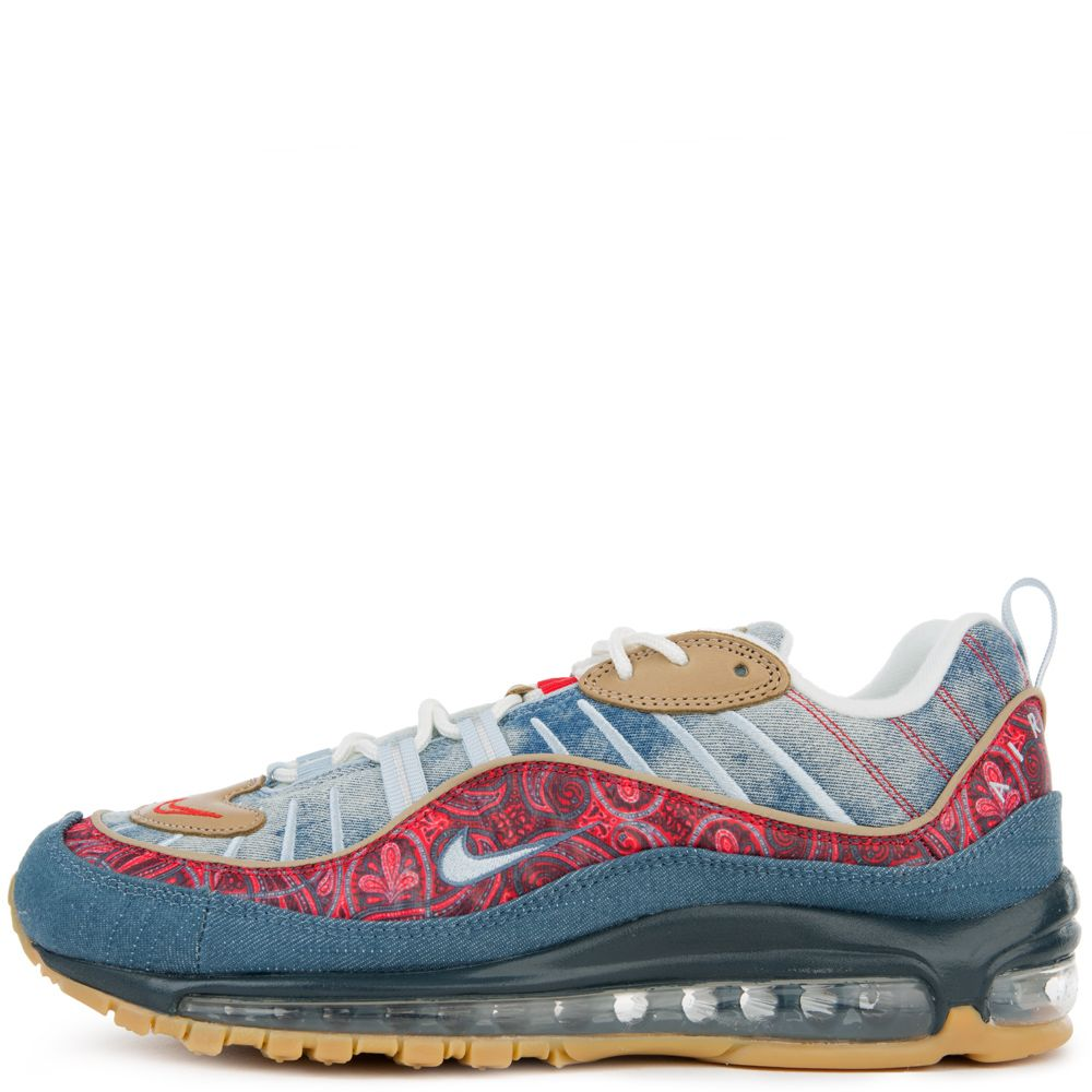 99e9c25237 AIR MAX 98 LT ARMORY BLUE/UNIVERSITY RED-SAIL