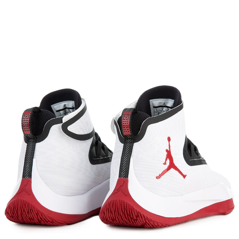huge selection of e1c52 c0f4a Jordan Fly Unlimited WHITE GYM RED-BLACK-PURE PLATINUM