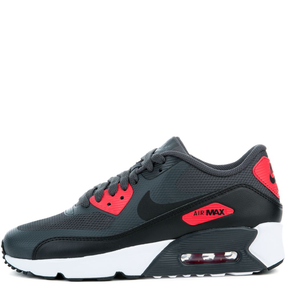 ab176f1bfeb Air Max 90 Ultra 2.0 ANTHRACITE BLACK-UNIVERSITY RED-WHITE