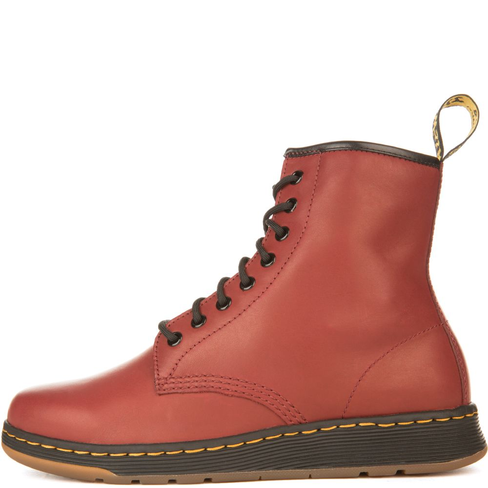 Men s Newton Cherry Red Boots  00b1f29b6
