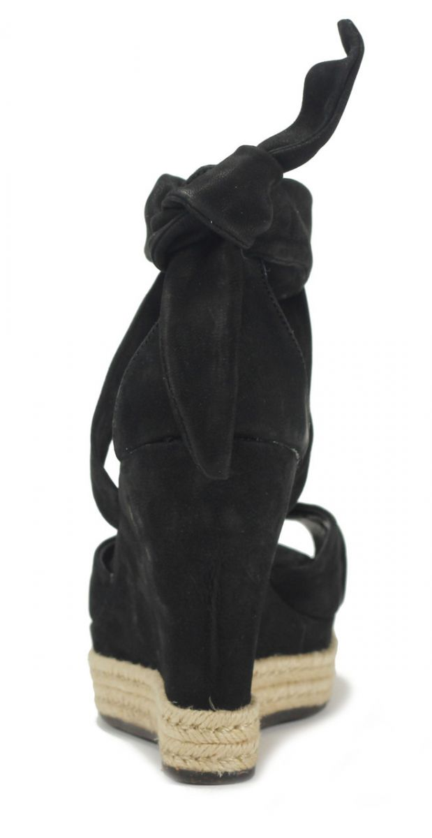 10b8ebdc32c UGG Australia for Women: Lucy Black Wedge Sandal BLACK