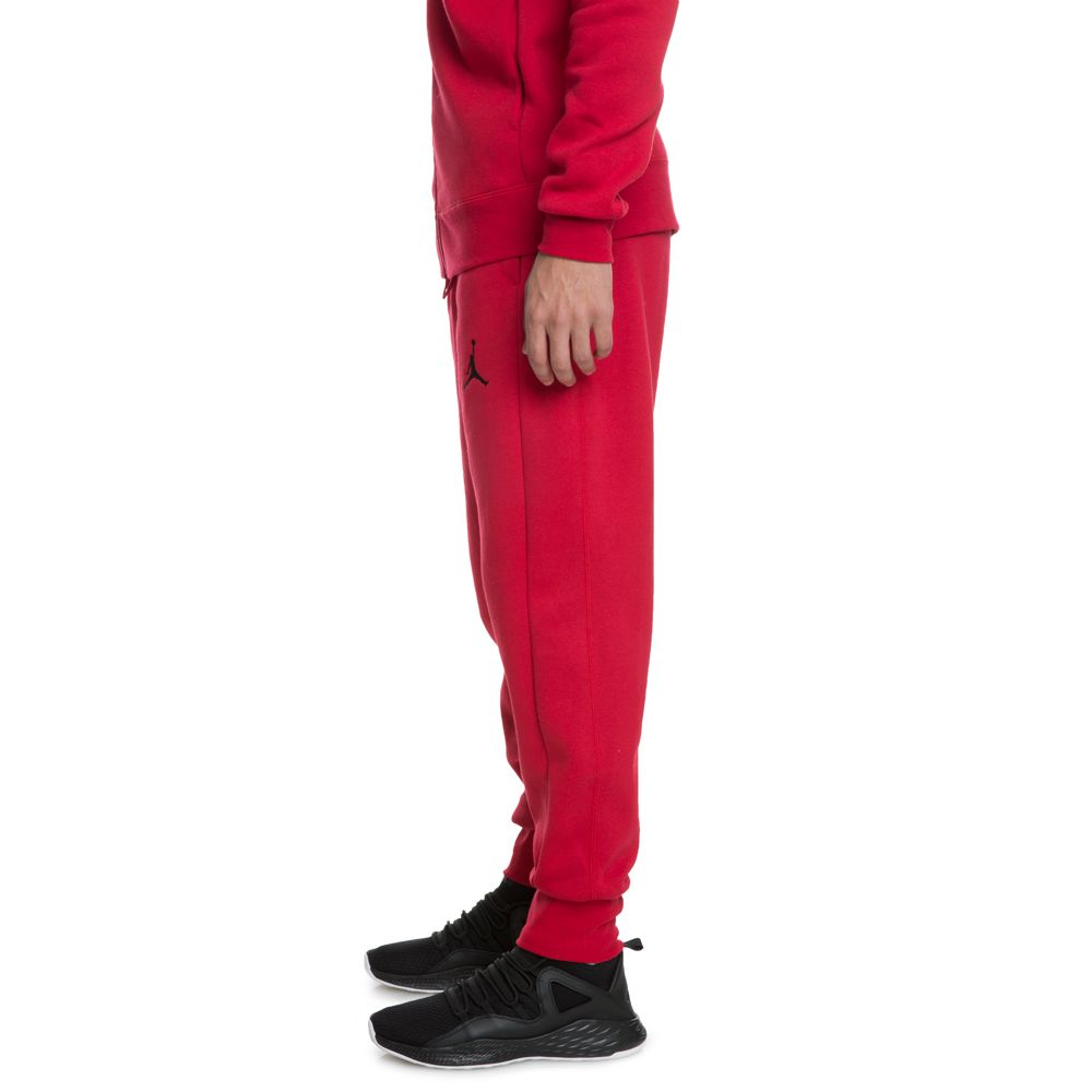 5c765c04915 Jordan Flight Fleece WC Pants GYM RED/BLACK