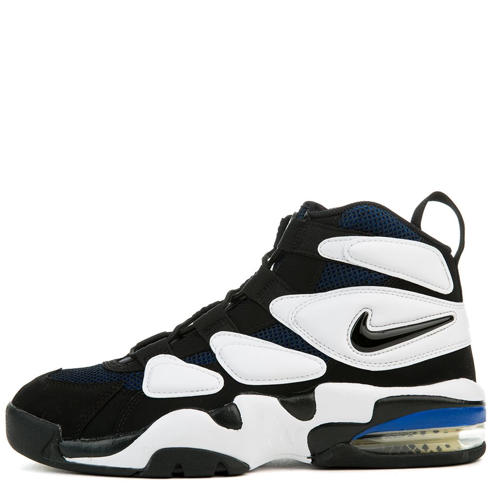 03837a15bc7e Air Max2 UPTEMPO  94 WHITE BLACK-ROYAL BLUE-LEMON TWIST