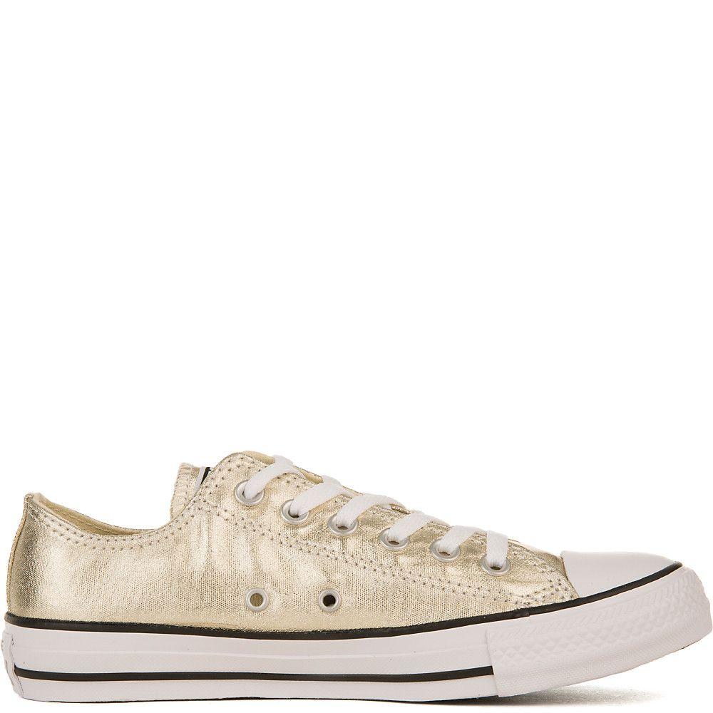 All Gold Unisex Sneaker Star Ox Chuck Taylor Metallic q3jL5R4AcS