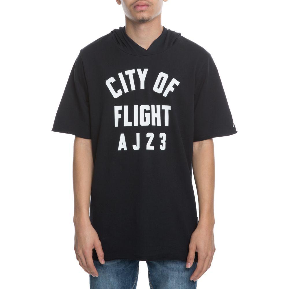 e69103b800946a Air Jordan City Of Flight Zip Code BLACK WHITE