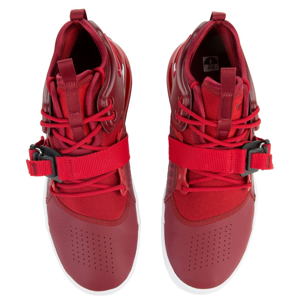 new arrival 1d8f9 6e9ac ... MEN S NIKE AIR FORCE 270 TEAM RED GYM RED WHITE ...