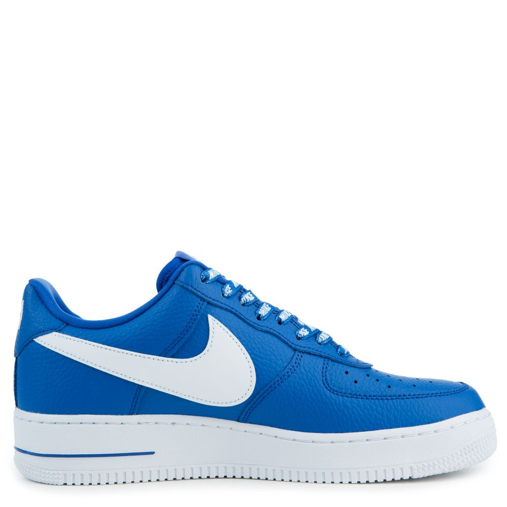 super popular 6924f 772dd Men s Nike Air Force 1  07 Lv8 Game Royal White