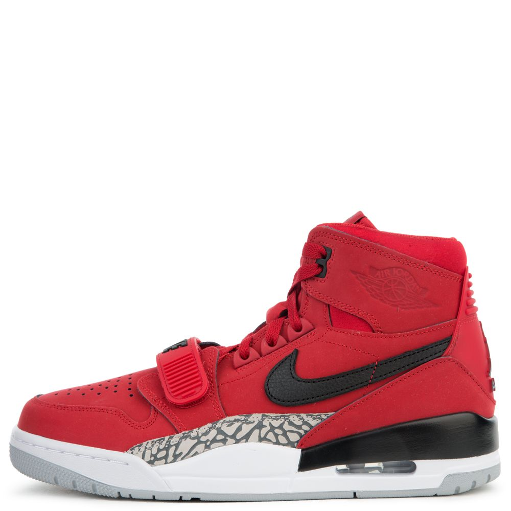 fb44ced93d0a AIR JORDAN LEGACY 312 VARSITY RED BLACK-WHITE