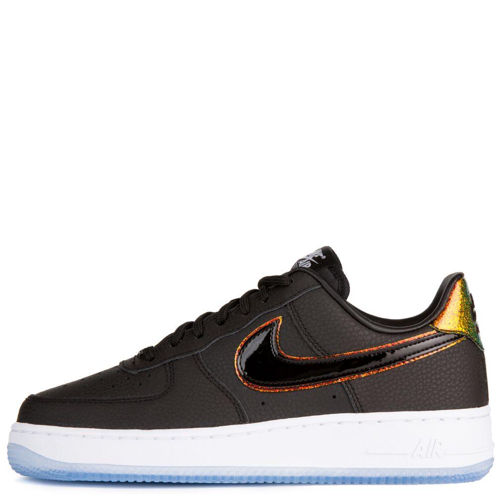 7b14dd63b61afd Air Force 1 07 Low Lifestyle Shoe Black White