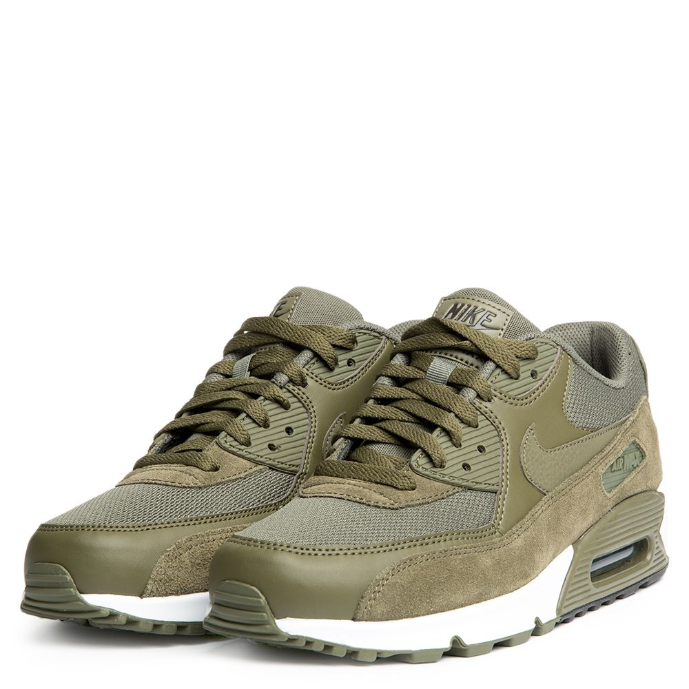 size 40 acfe2 51831 ... coupon for mens nike air max 90 essential medium olive medium olive  velvet brown df81a 8165c