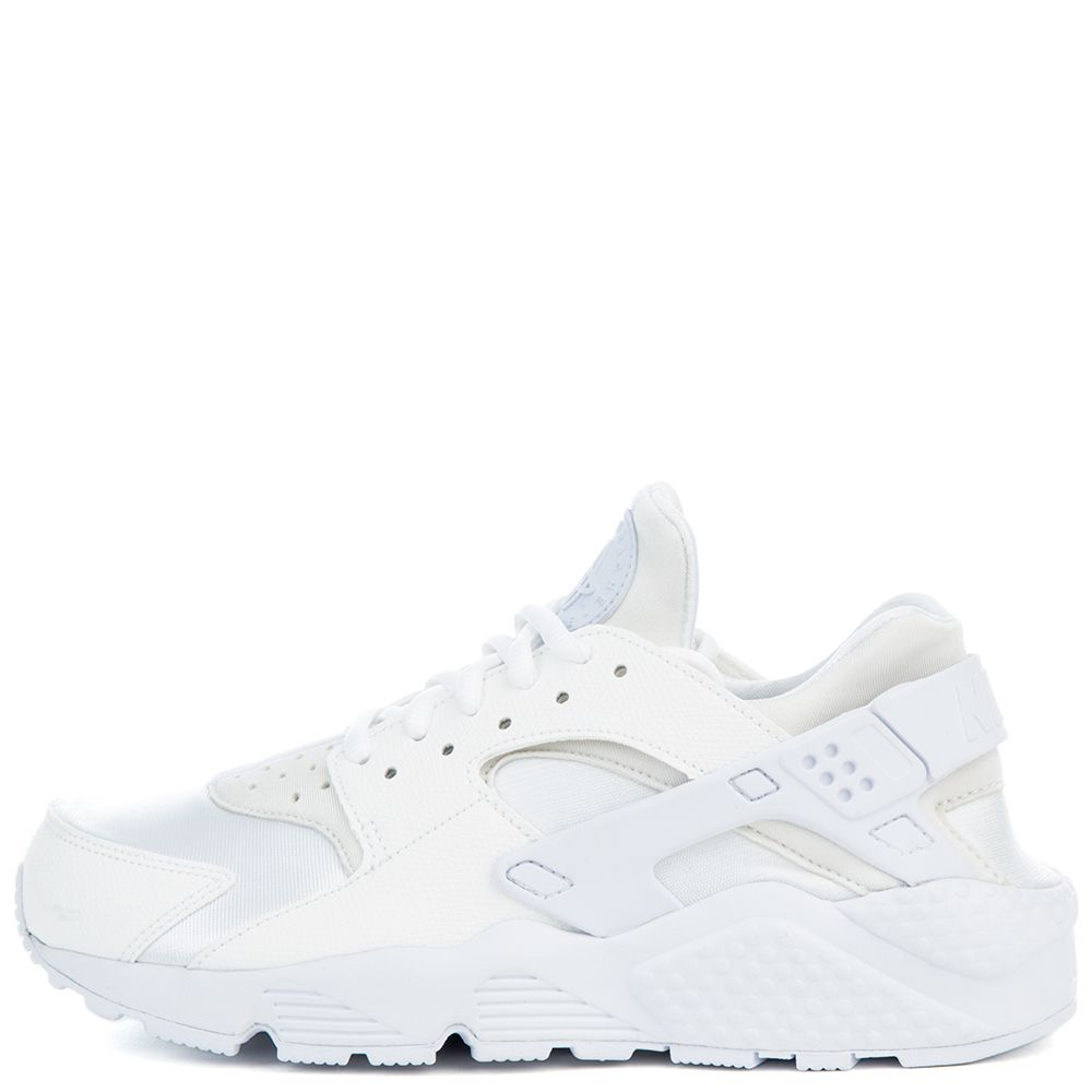 bff56a3c5cb9 WOMEN S NIKE AIR HUARACHE RUN WHITE WHITE