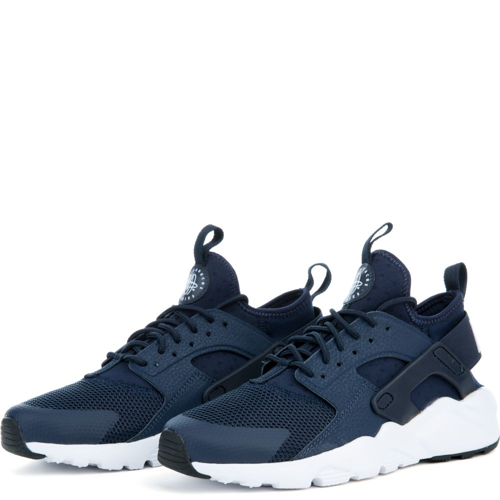 9b14b0538520 AIR HUARACHE RUN ULTRA GS OBSIDIAN OBSIDIAN-WHITE-BLACK