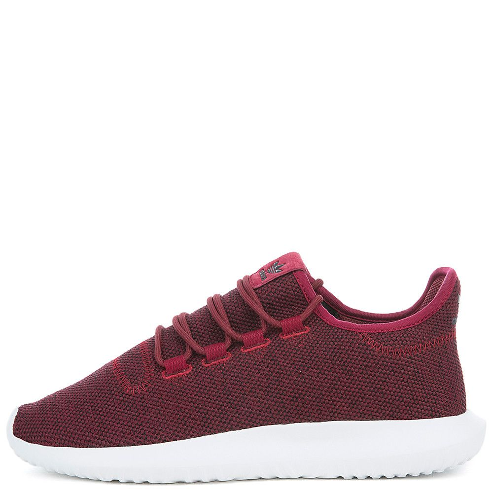 903be88293bb Men s Tubular Shadow Knit Athletic Lifestyle Sneaker CBURGU ...