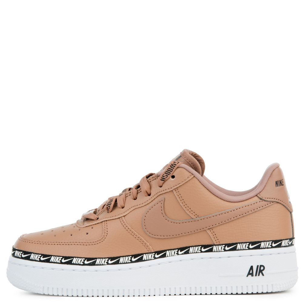 newest 48f1d 1391c air force 1 '07 se prm desert dust/desert dust-black-white