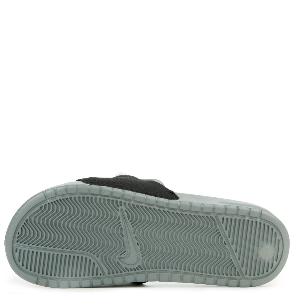 5cd2eaec2792b7 ... WOMEN S NIKE BENASSI JDI FANNY PACK BLACK COOL GREY SUMMIT WHITE