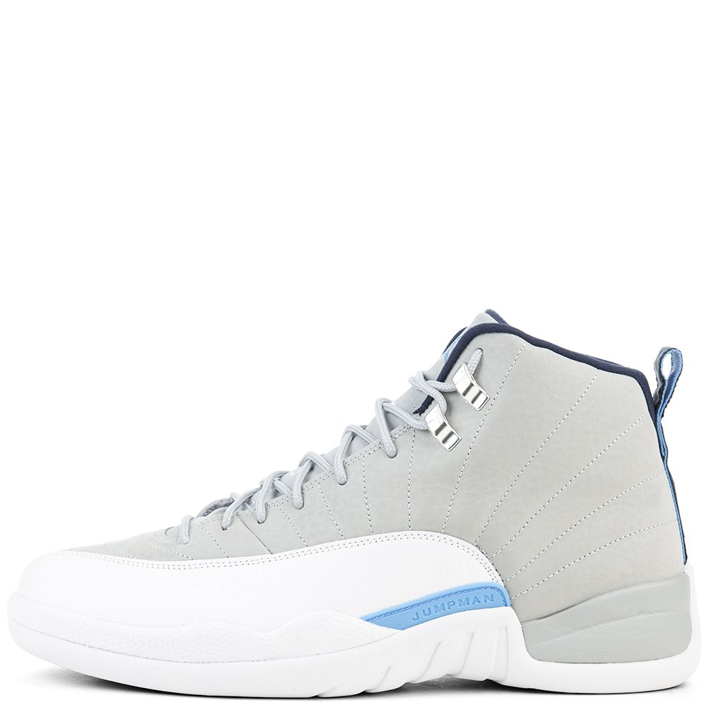 122fe9641d3a men s jordan 12 retro wolf grey white midnight navy university blue