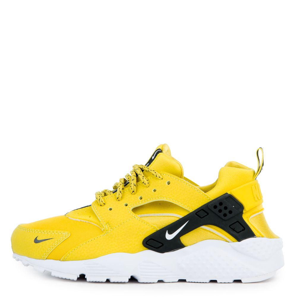 c682d4d014fe (GS) HUARACHE RUN SE BRIGHT CITRON WHITE-BLACK
