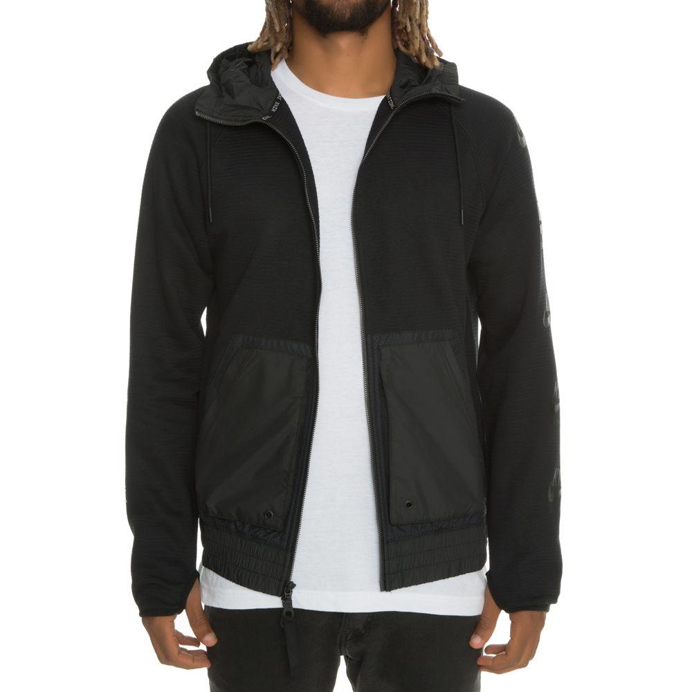 0b9c63d0c79d0d Nike International Windbreaker Jacket Black