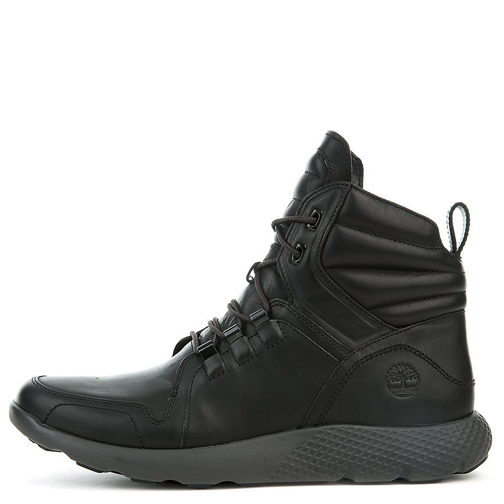 2d191979796 Men's Flyroam Leather Boot BLACK MINCIO LTHR