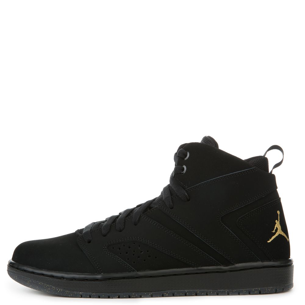 ffa7e4e4a09c Air Jordan Flight Legend BLACK METALLIC GOLD
