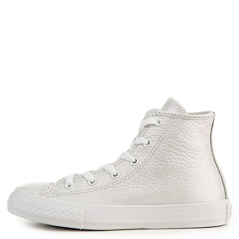 a6ad481f263eac Kids Chuck Taylor All Star Iridescent Sneaker WHITE WHITE WHITE
