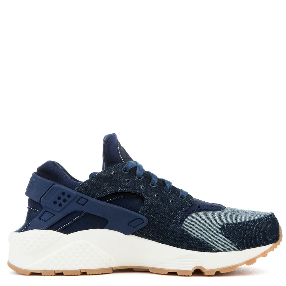 2668b5985cbdd ... Air Huarache Run Se BINARY BLUE MUSLIN-SAIL-GUM LIGHT BROWN ...