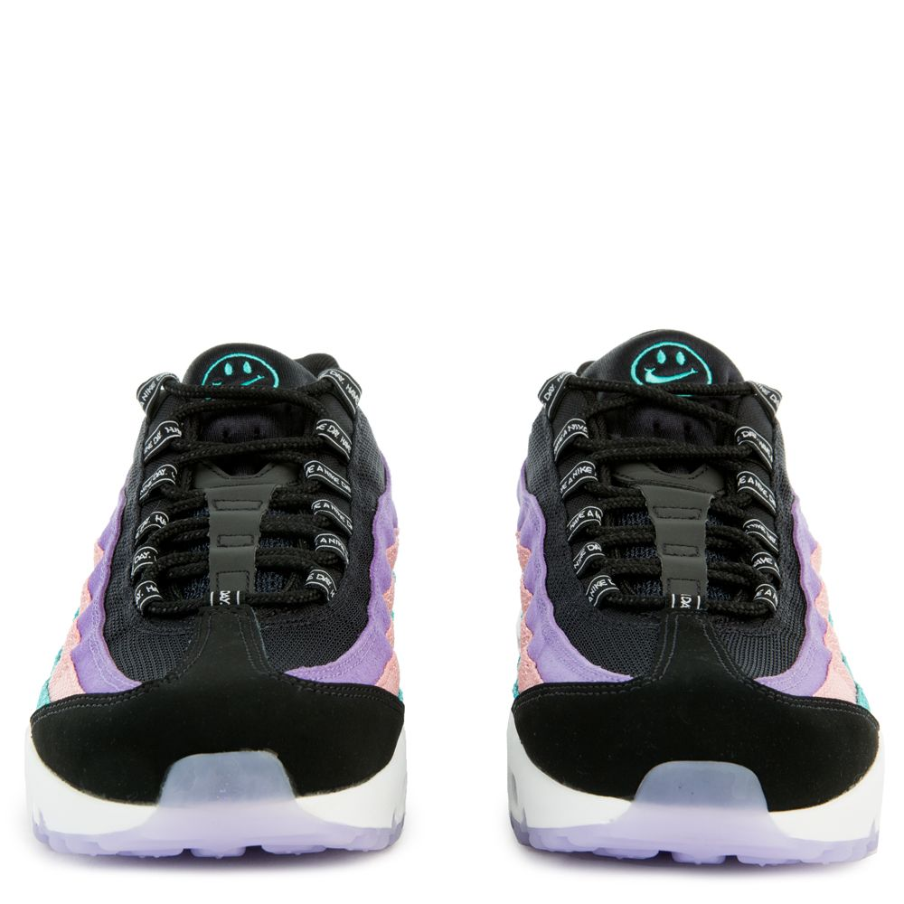 official photos 02ef0 57277 AIR MAX 95 ND BLACK WHITE-HYPER JADE-BLEACHED CORAL