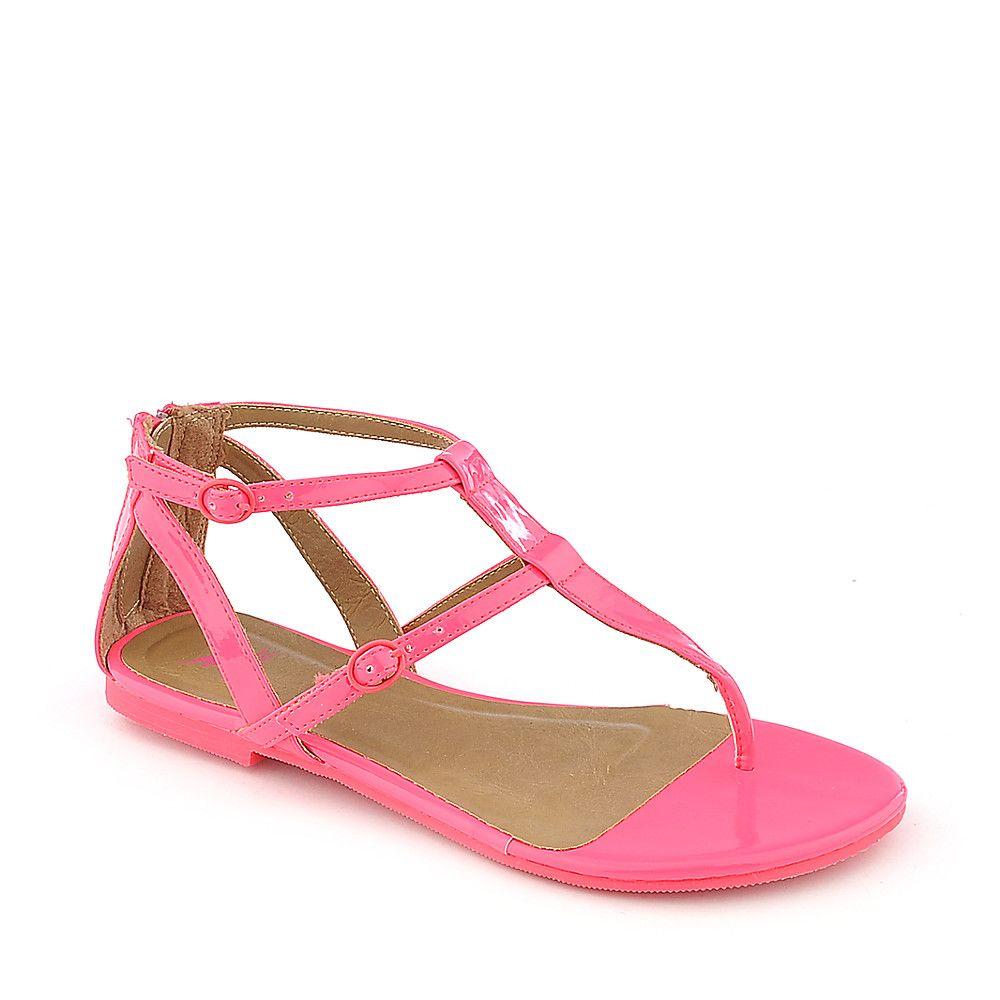 Pink Patent Thong Rovia Hot Sa Women's Sandal WYeEHD2I9b