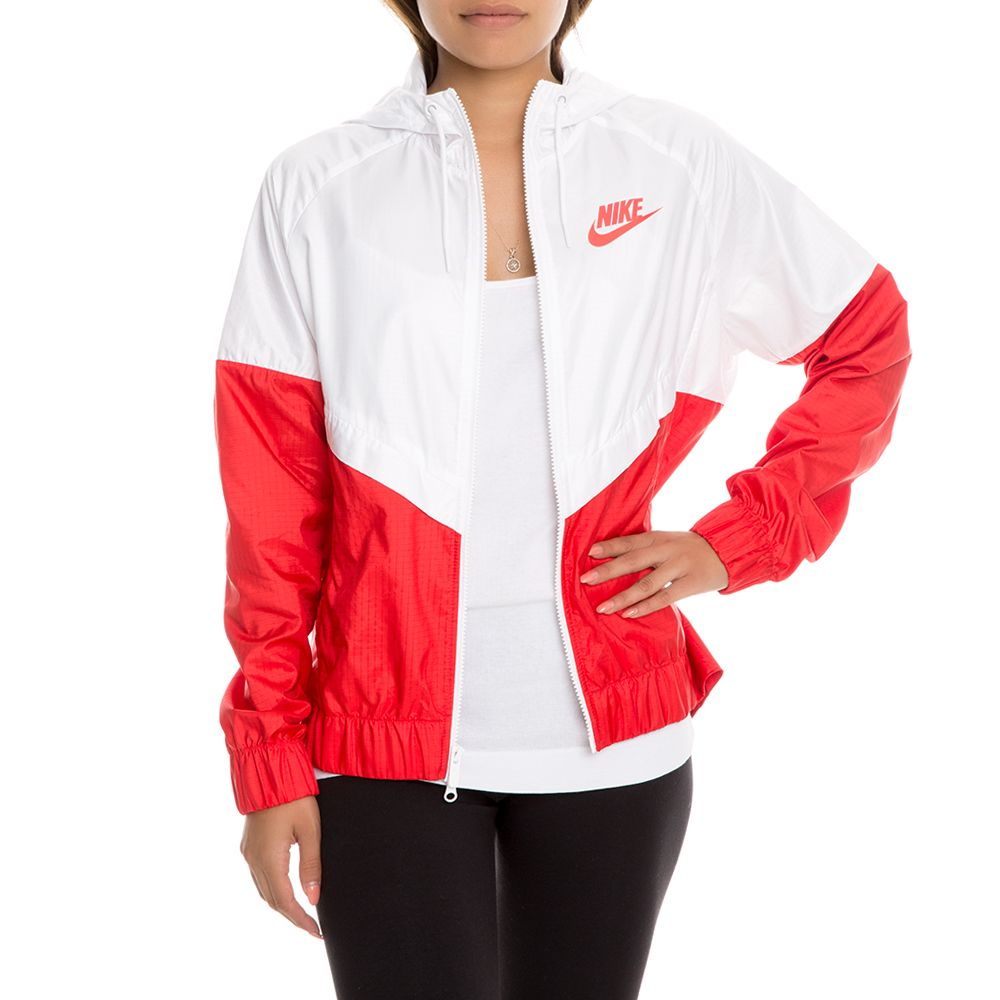 6f75248b6856 W NSW WR JKT WHITE TRACK RED TRACK RED