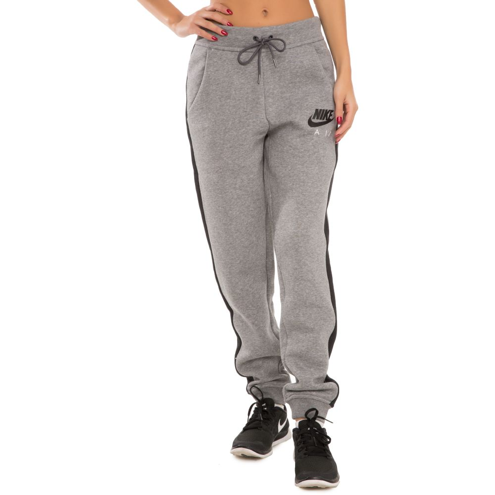 d1db1127fde8 Women s Nike Sportswear Rally Pants Grey Black