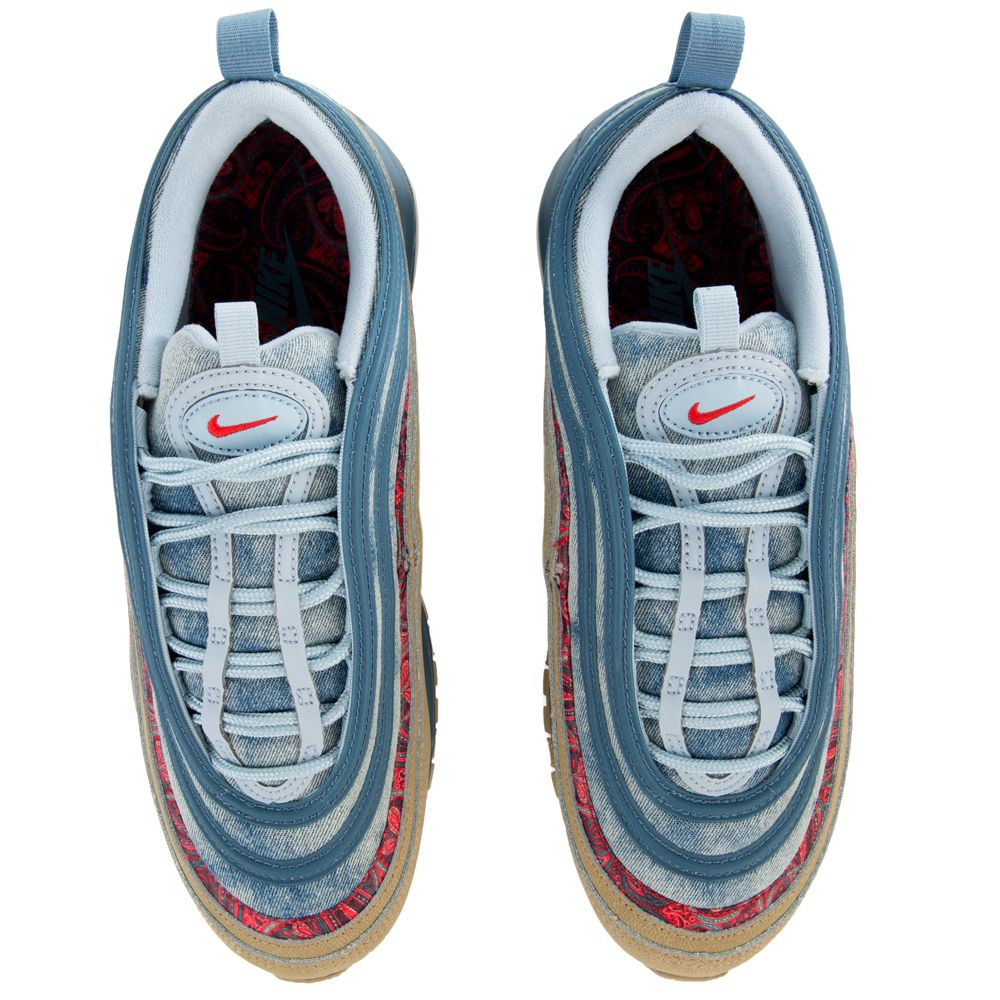 AIR MAX 97 PARACHUTE BEIGE UNIVERSITY RED 1c0cb4682