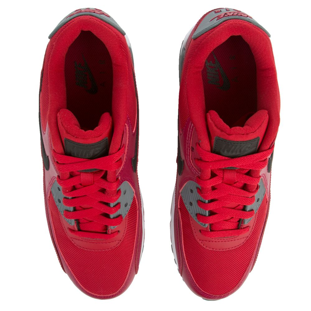 online retailer b321c d63e3 Air Max 90 Essential GYM RED BLACK NOBLE RED COOL GREY
