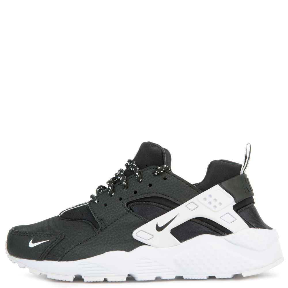 d2fd2633581c8 HUARACHE RUN SE (GS) BLACK BLACK-WHITE ...