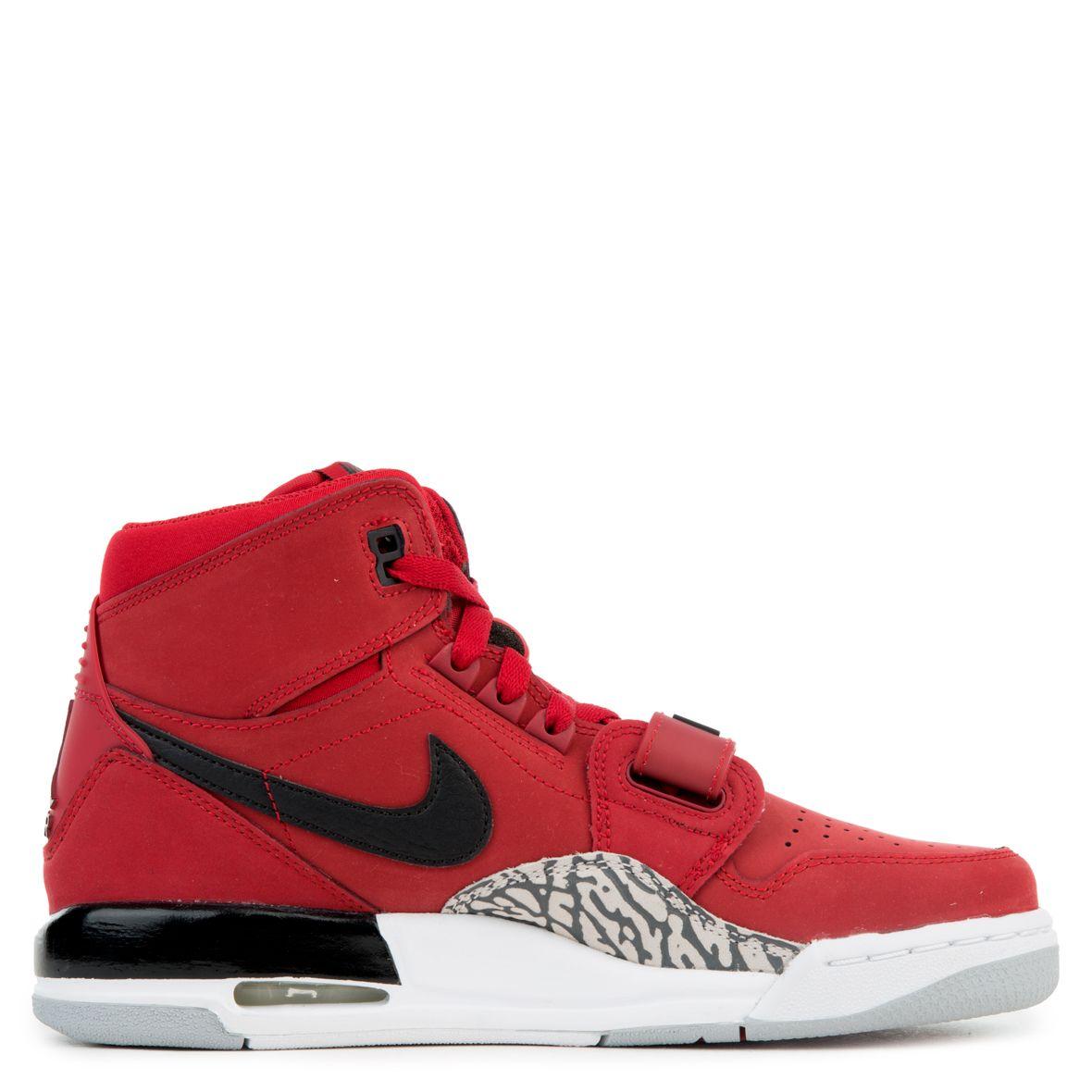 sports shoes 9d22f 4b3af ... AIR JORDAN LEGACY 312 VARSITY RED BLACK-WHITE ...