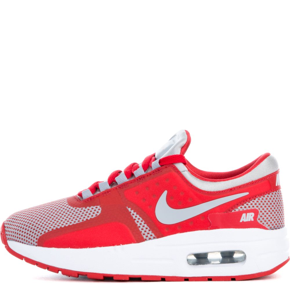 0cda02d11261 air max zero essential (ps) wolf grey wolf grey-university red
