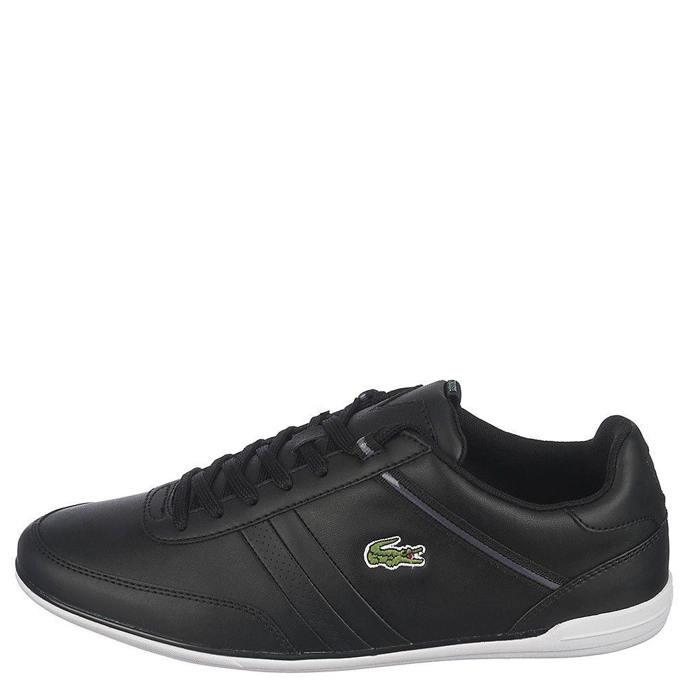 166574c09cdd Men s Casual Sneaker Giron HTB SPM Black White