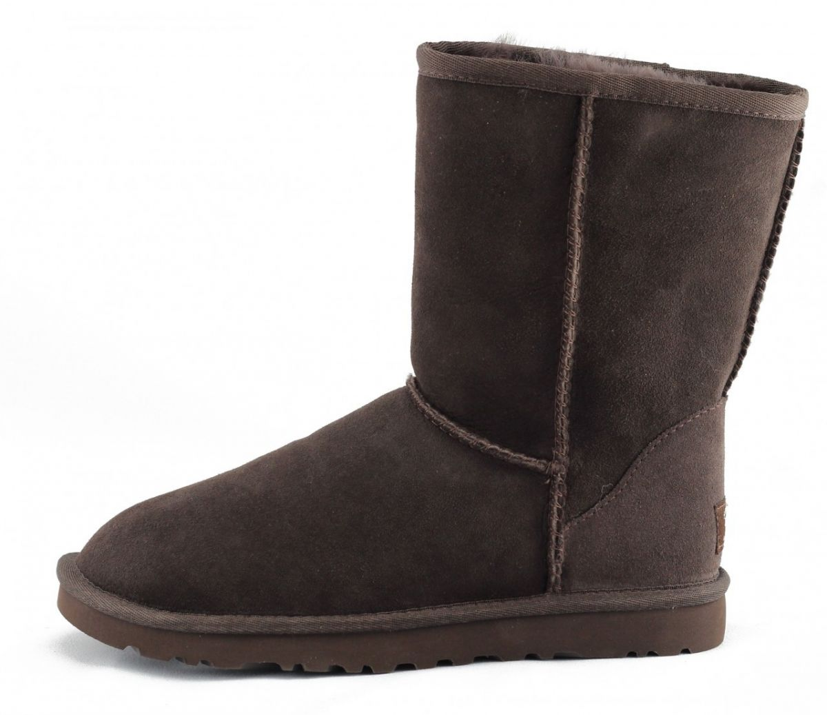 ugg classic short brown