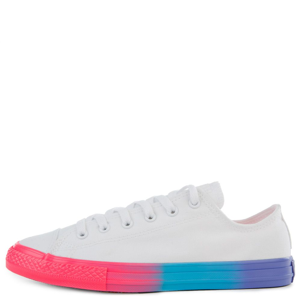 2478cede1232 (GS) CHUCK TAYLOR ALL STAR RAINBOW ICE LOW TOP