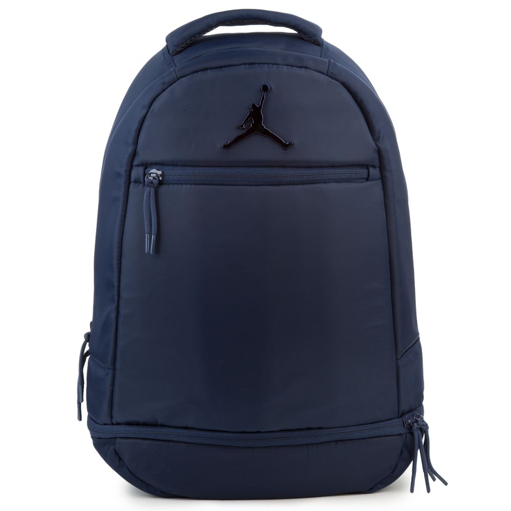 5357641dc475 MEN S JORDAN SKYLINE FLIGHT BACKPACK NAVY