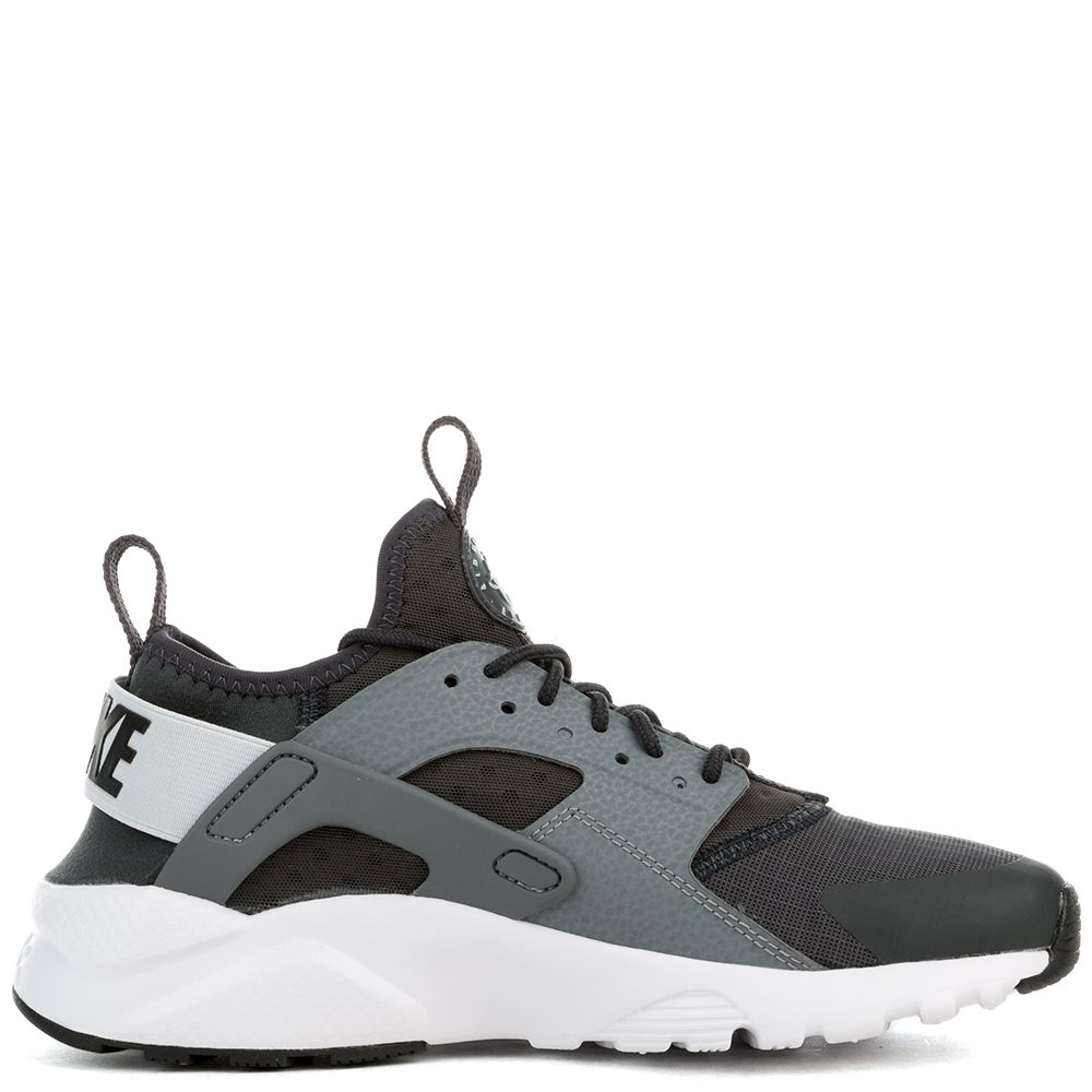 low priced e88ab fb3f0 AIR HUARACHE RUN ULTRA (GS) SHOE ANTHRACITE PURE PLATINUM-COOL GREY-WHITE