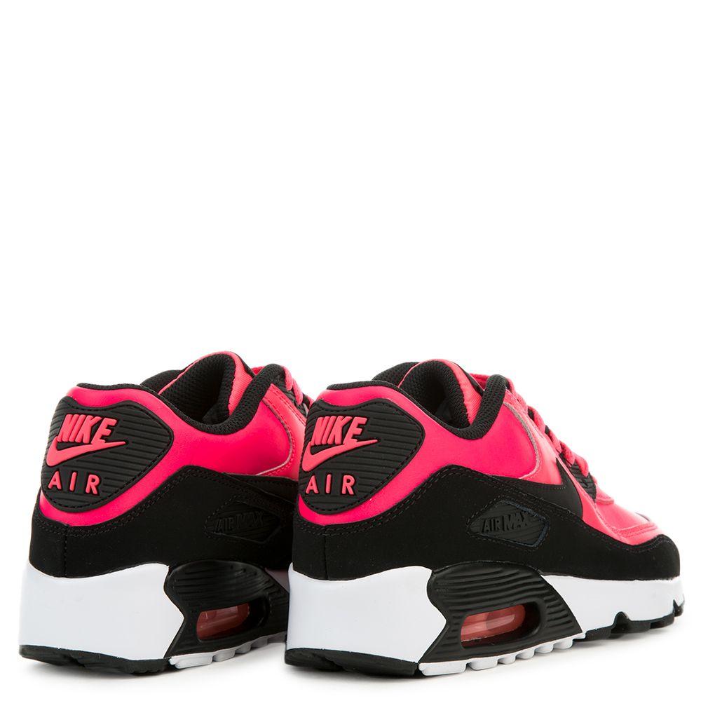 nike air max pink and black