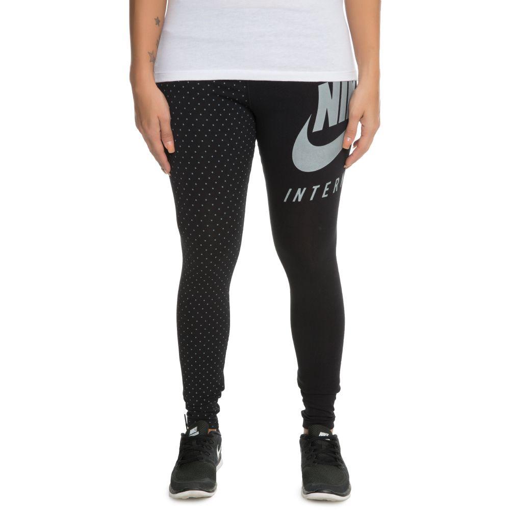 81f1aaf7dc217 International Graphic Leggings Black/White