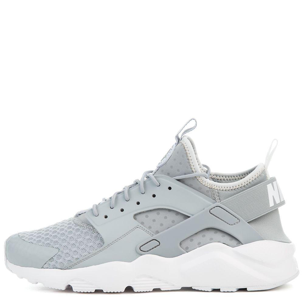 pretty nice 8d187 4d621 NIKE AIR HUARACHE RUN ULTRA WOLF GREY/PALE GREY-WHITE