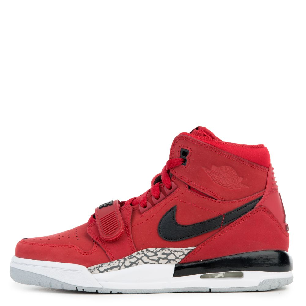 714e9bef5bd0 AIR JORDAN LEGACY 312 VARSITY RED BLACK-WHITE ...